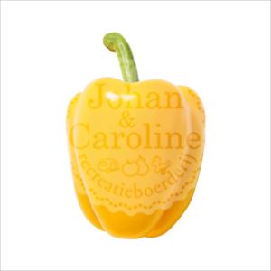 Paprika geel l Johan en Caroline