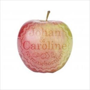 Appel Maribelle l Johan en Caroline