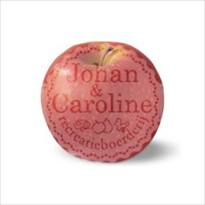 Appel Pink Lady l Johan en Caroline
