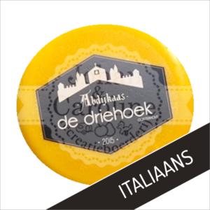 Italiaanse kaas l Johan en Caroline