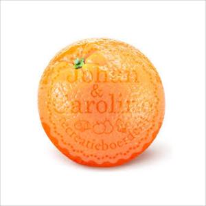 Pers sinaasappels l Johan en Caroline