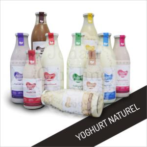 Yoghurt naturel l Johan en Caroline