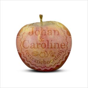 Appel Cox l Johan en Caroline